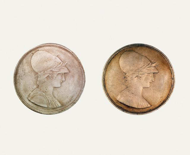Relieve Monedas