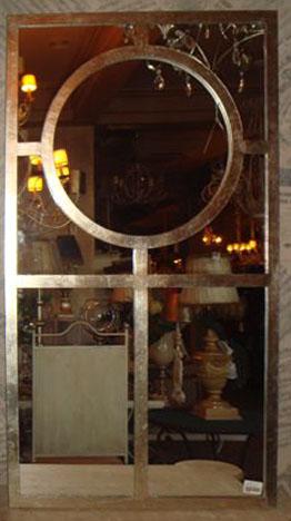 Espejo Aurelia plata